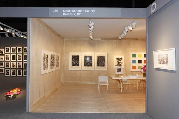 ADAA Art Show 2012 by Susan Sheehan Gallery
