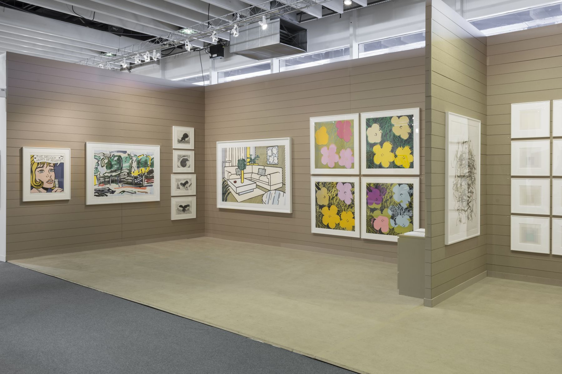 Armory Show 2015 by Susan Sheehan Gallery