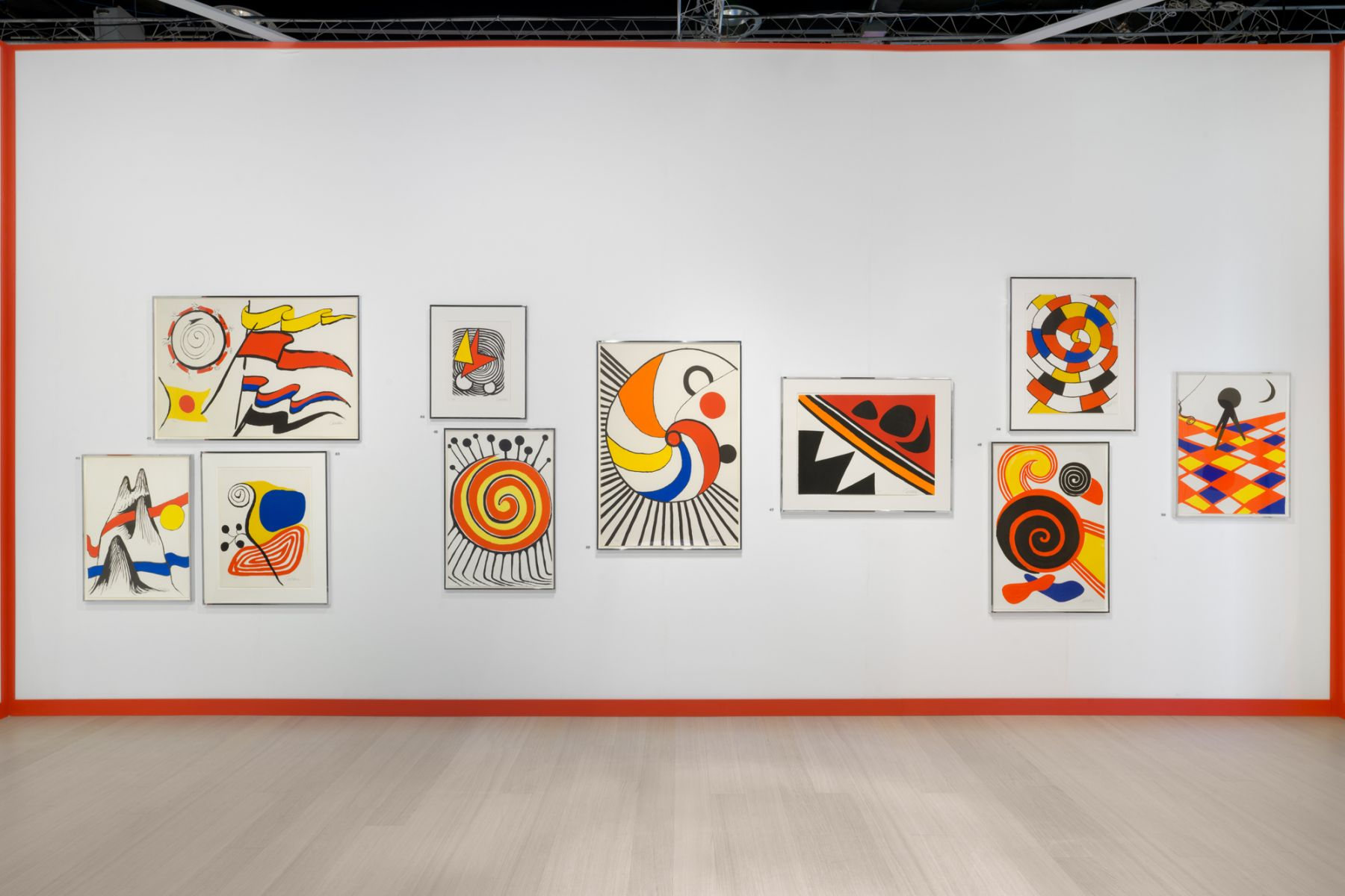 A picture of The Armory Show 2020 at Susan Sheehan Gallery