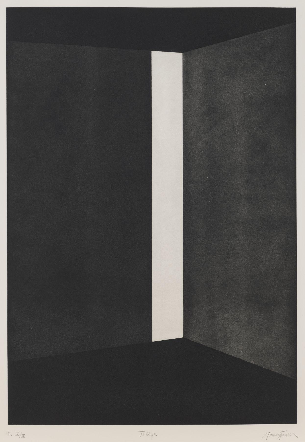 First Light (Columns) Tollyn - James Turrell