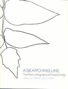 A Searching Line: The Plant Lithographs of Ellsworth Kelly