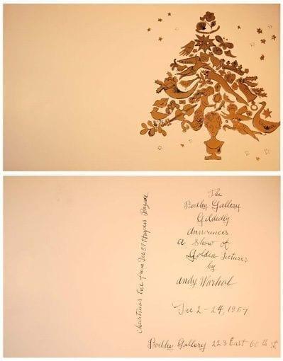 Bodley Gallery Announcement, circa 1957