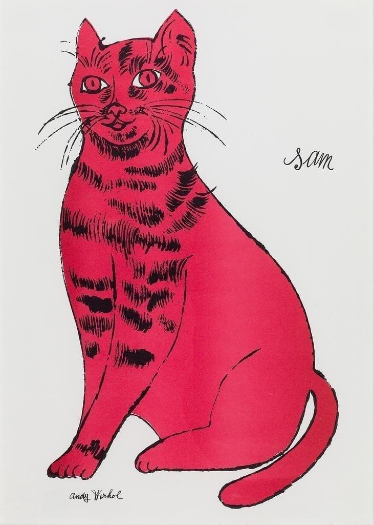 Sam, 1954 Medium: Offset lithograph