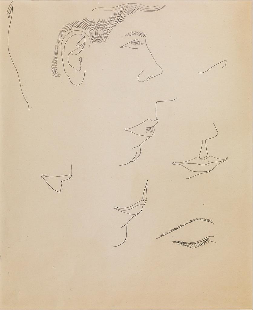 Unidentified Male, ca. 1955-57