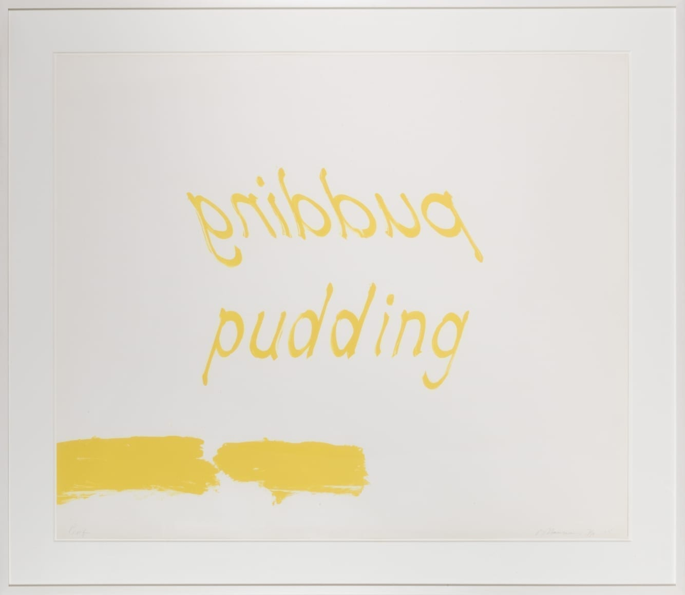 Proof of Pudding, 1975