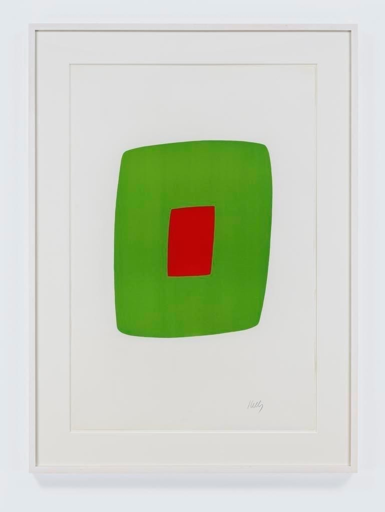 Green with Red, 1964-65