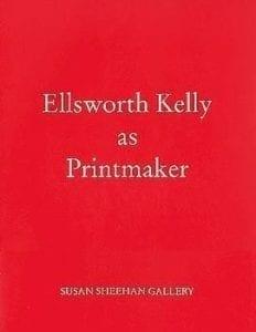 Ellsworth Kelly as Printmaker