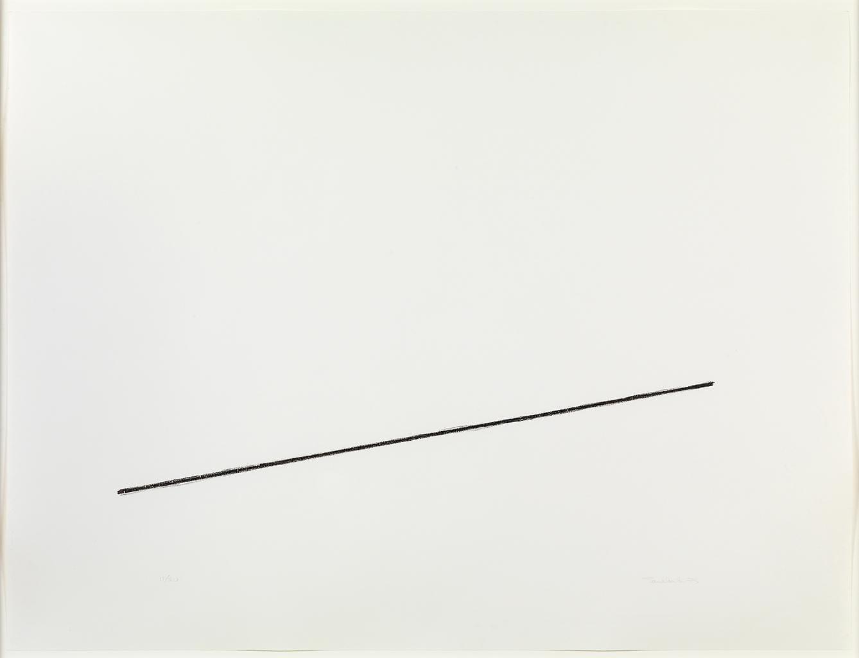 Untitled, 1975 Medium: Lithograph