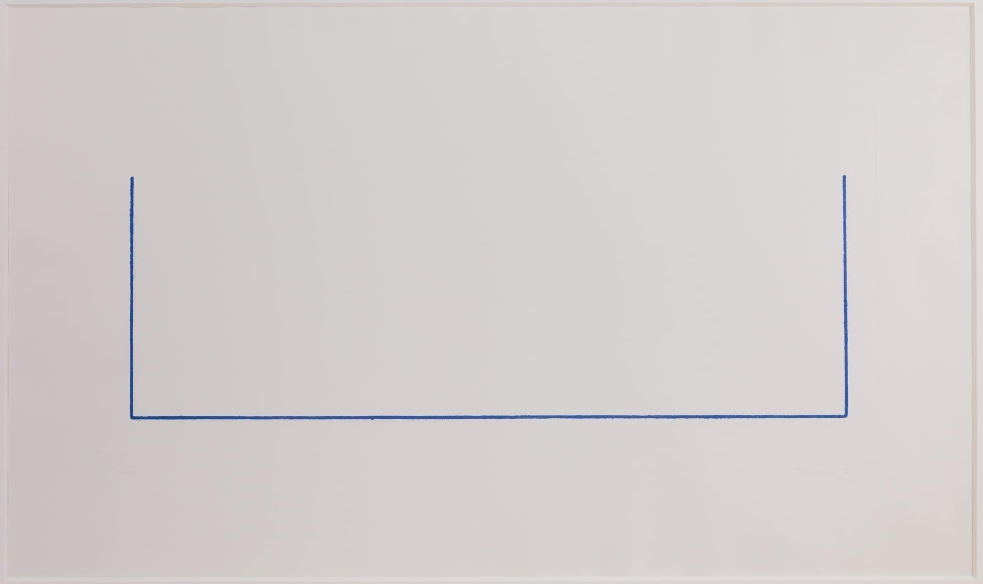 Untitled, 1976 Medium: Etching