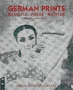 German Prints: Baselitz, Polke, Richter