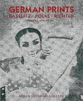 German Prints: Baselitz, Polke, Richter. Folded brochure with 7 B & W illustrations.