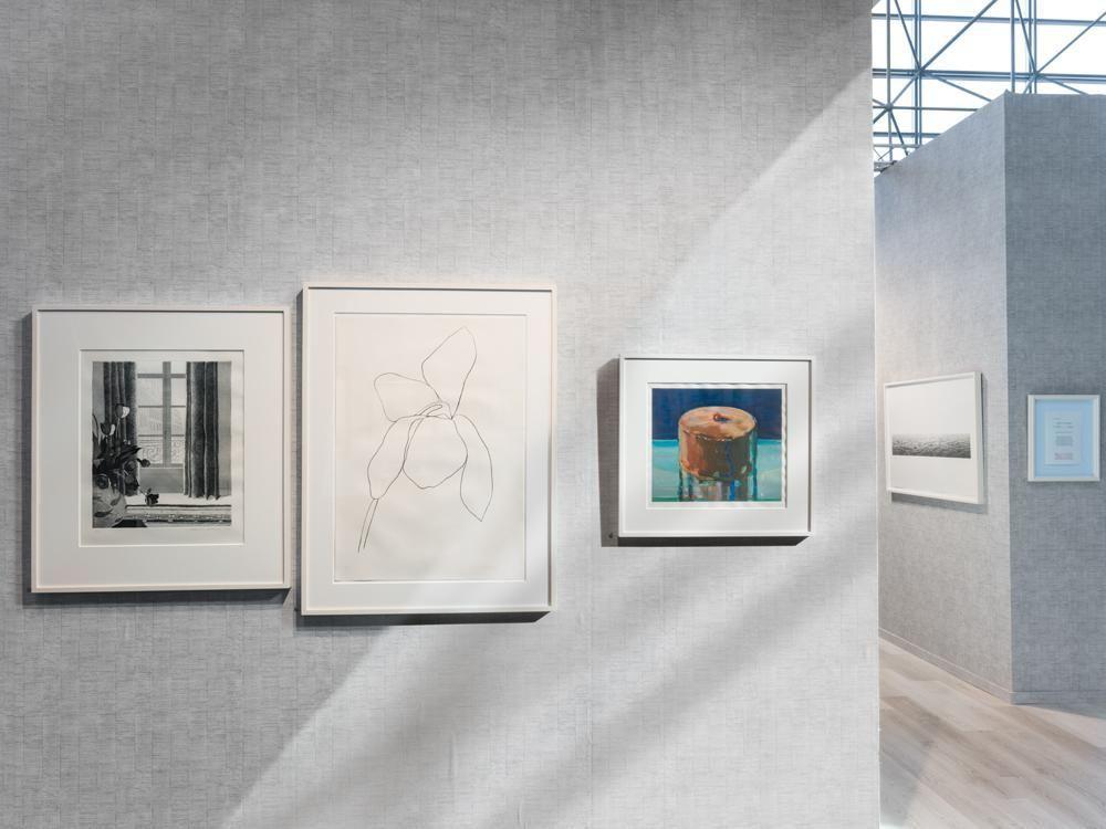 The IFPDA Print Fair 2017 at the Susan Sheehan Gallery