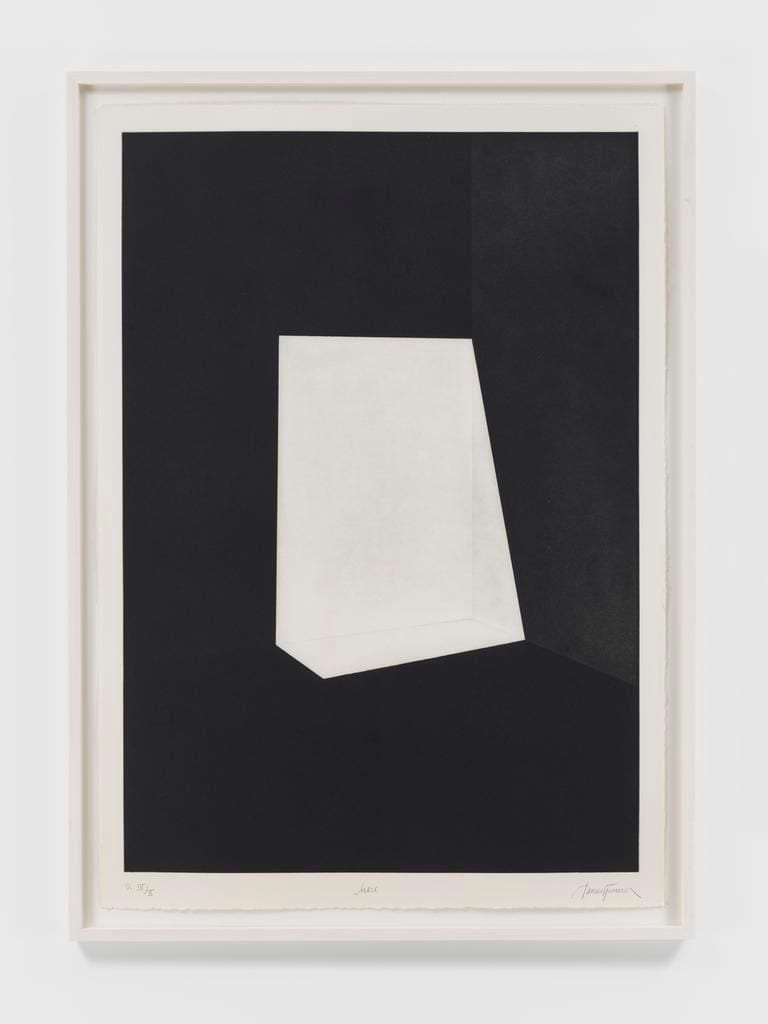 First Light (Parallelograms), 1989-90