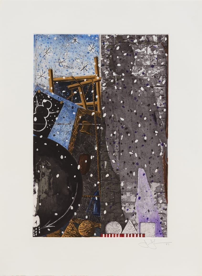 The Seasons (Winter, Spring, Summer, Fall), 1987