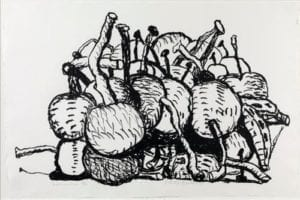 Summer, 1980 Medium: Lithograph
