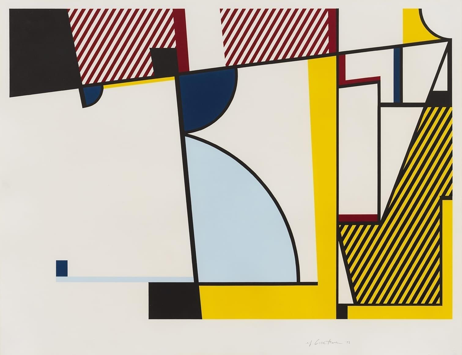 1973 Medium: Screenprint, lithograph, and linocut