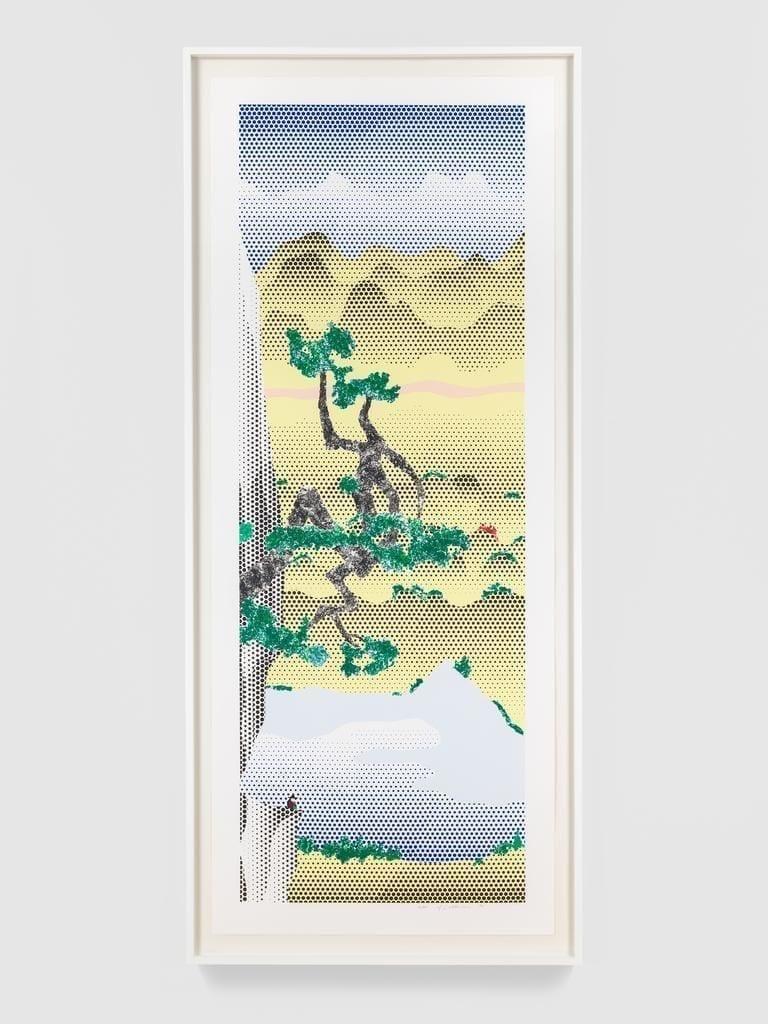 Landscape with Poet, 1996