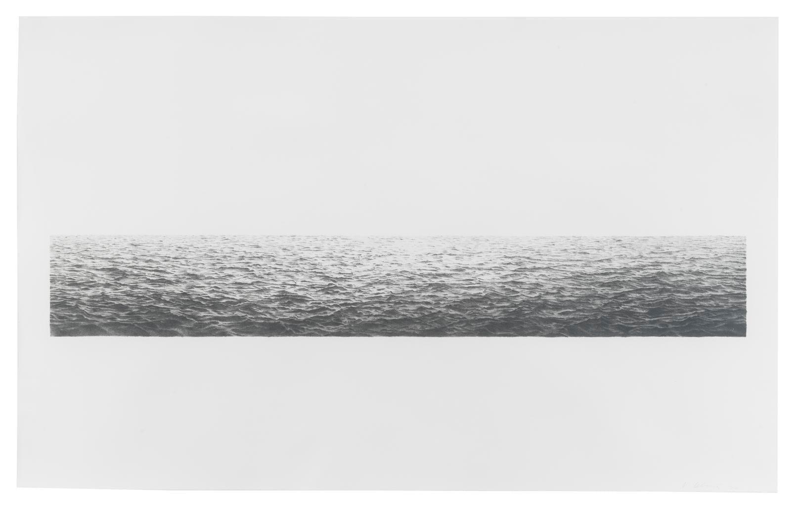 Untitled (Large Ocean), 1972