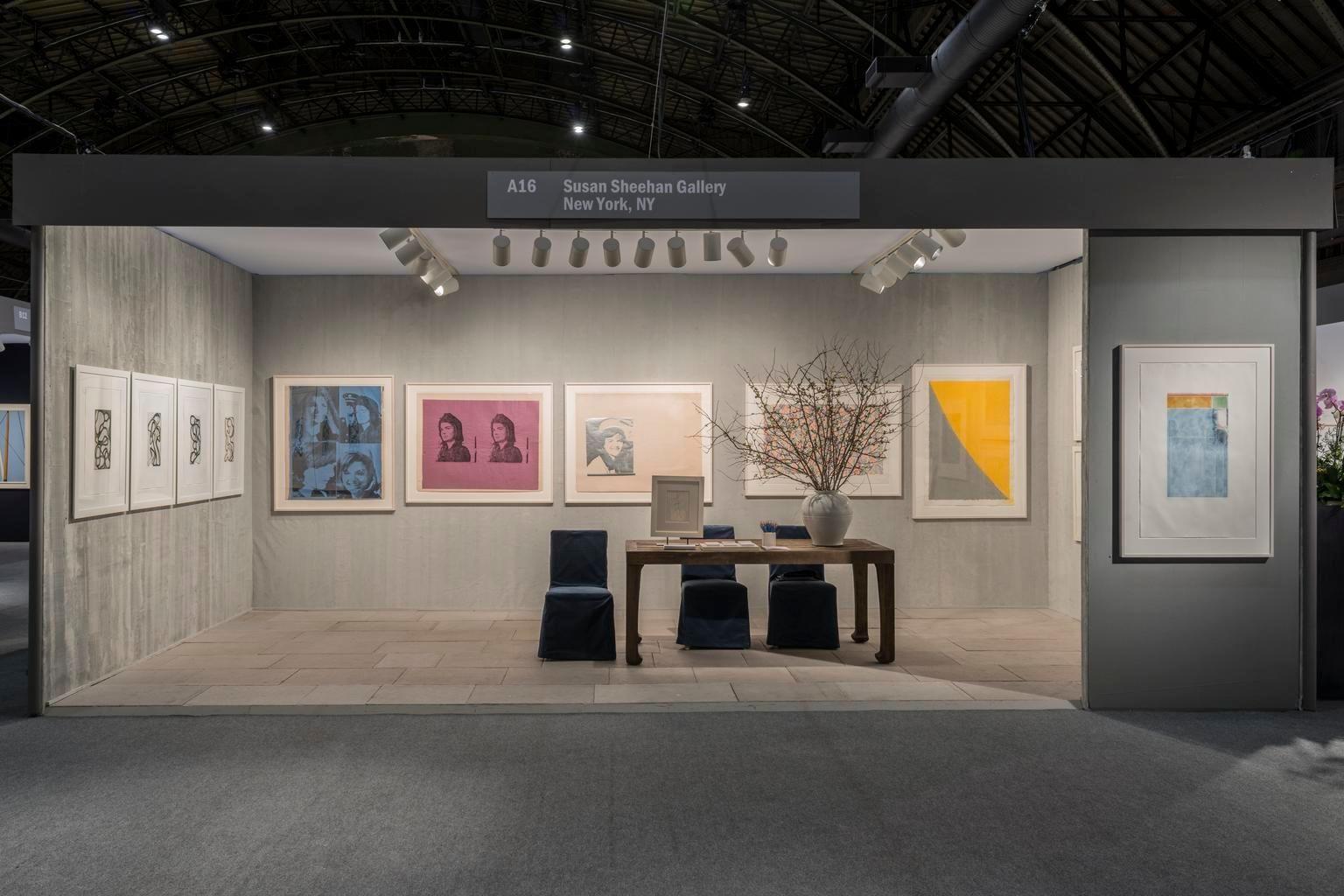 ADAA Art Show 2015 by Susan Sheehan Gallery