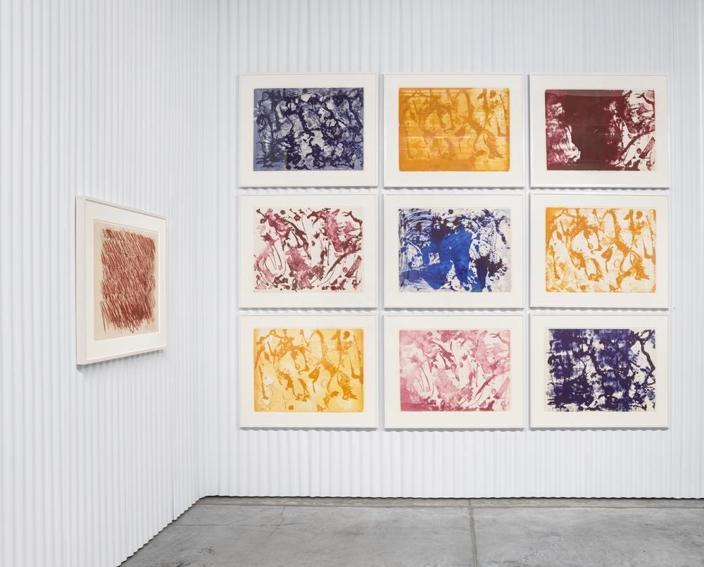 The Art Basel Miami Beach 2018 display