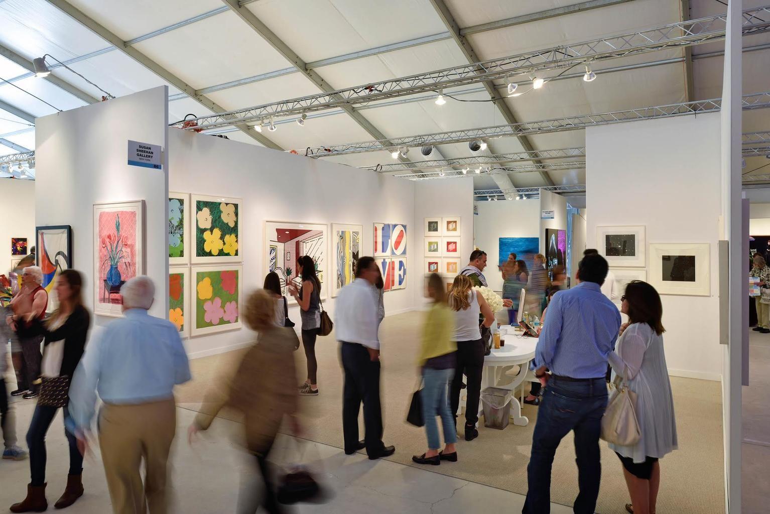 Art Miami 2014 by Susan Sheehan Gallery
