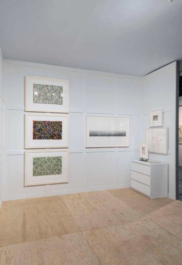 The IFPDA Print Fair 2016 at the Susan Sheehan Gallery