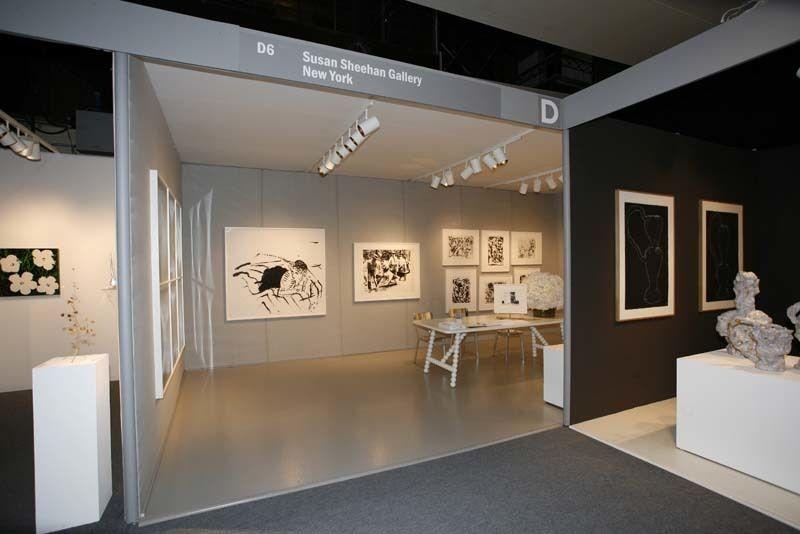 ADAA Art Show 2008 by Susan Sheehan Gallery