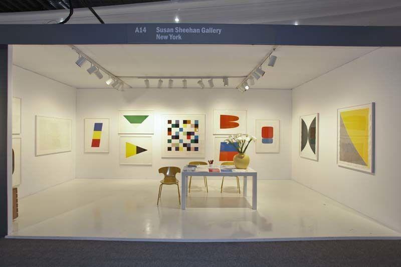 ADAA Art Show 2010 by Susan Sheehan Gallery