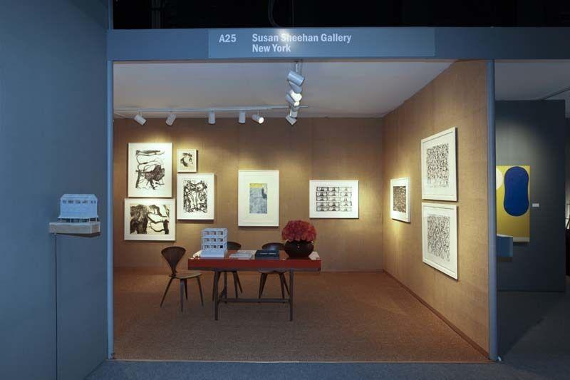 ADAA Art Show 2011 by Susan Sheehan Gallery