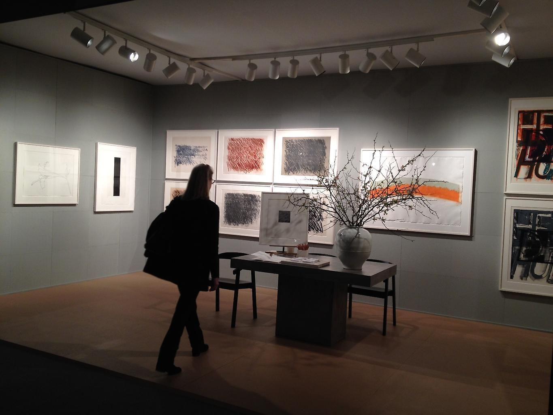 ADAA Art Show 2014 by Susan Sheehan Gallery