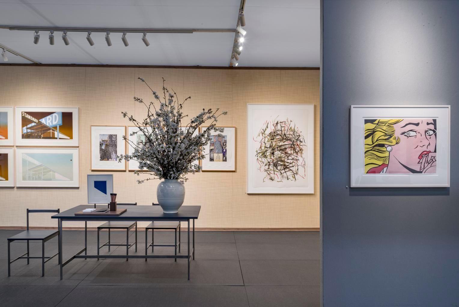 ADAA Art Show 2016 by Susan Sheehan Gallery