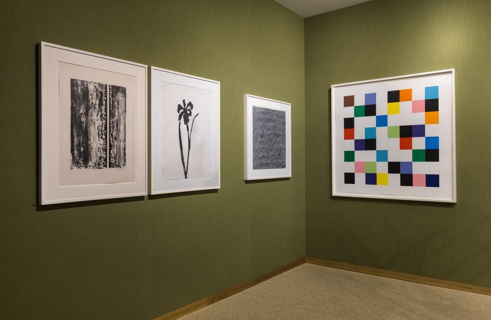 The ADAA Art Show 2017 at Susan Sheehan Gallery