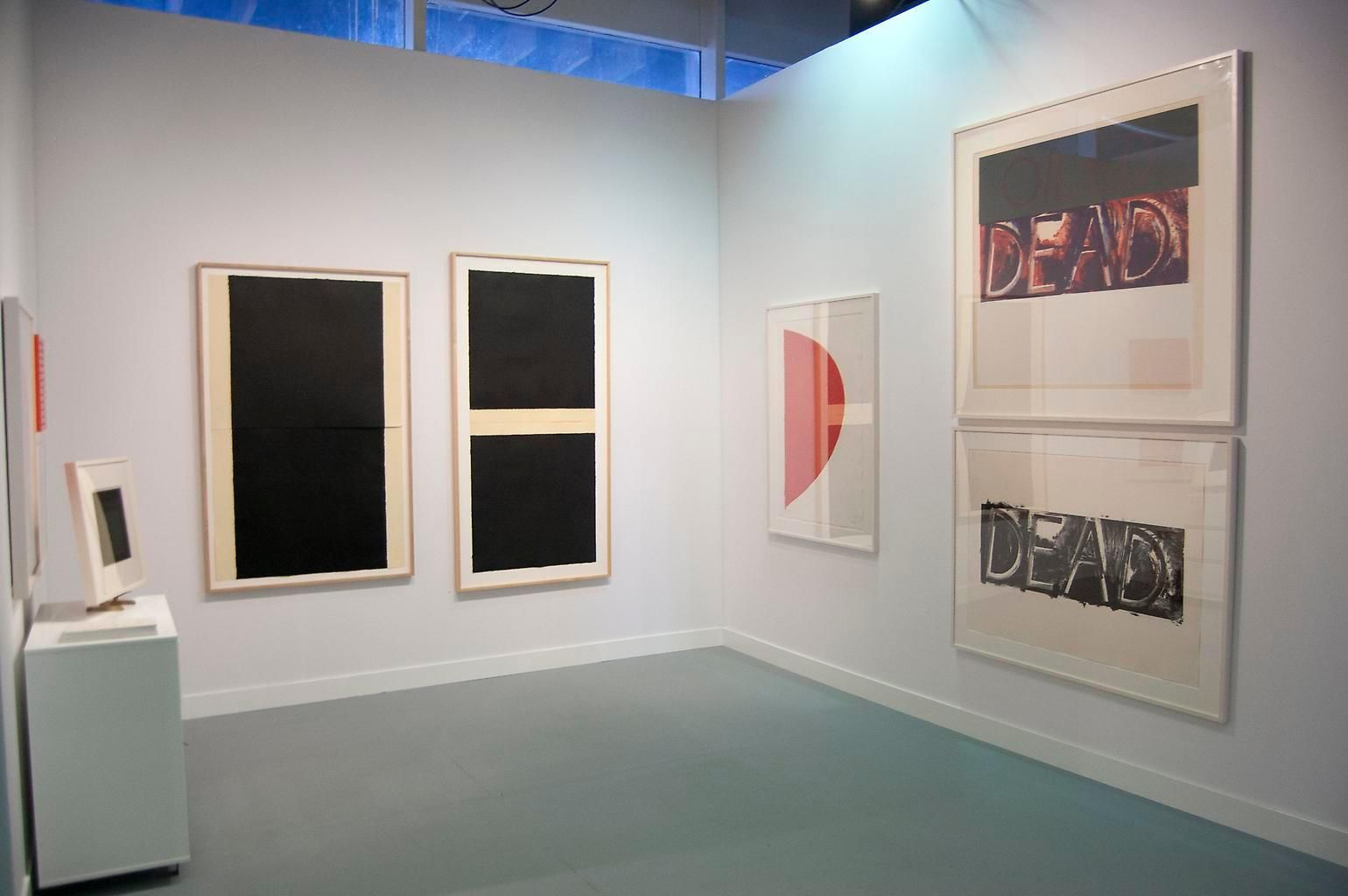 The Armory Show 2014 by Susan Sheehan Gallery