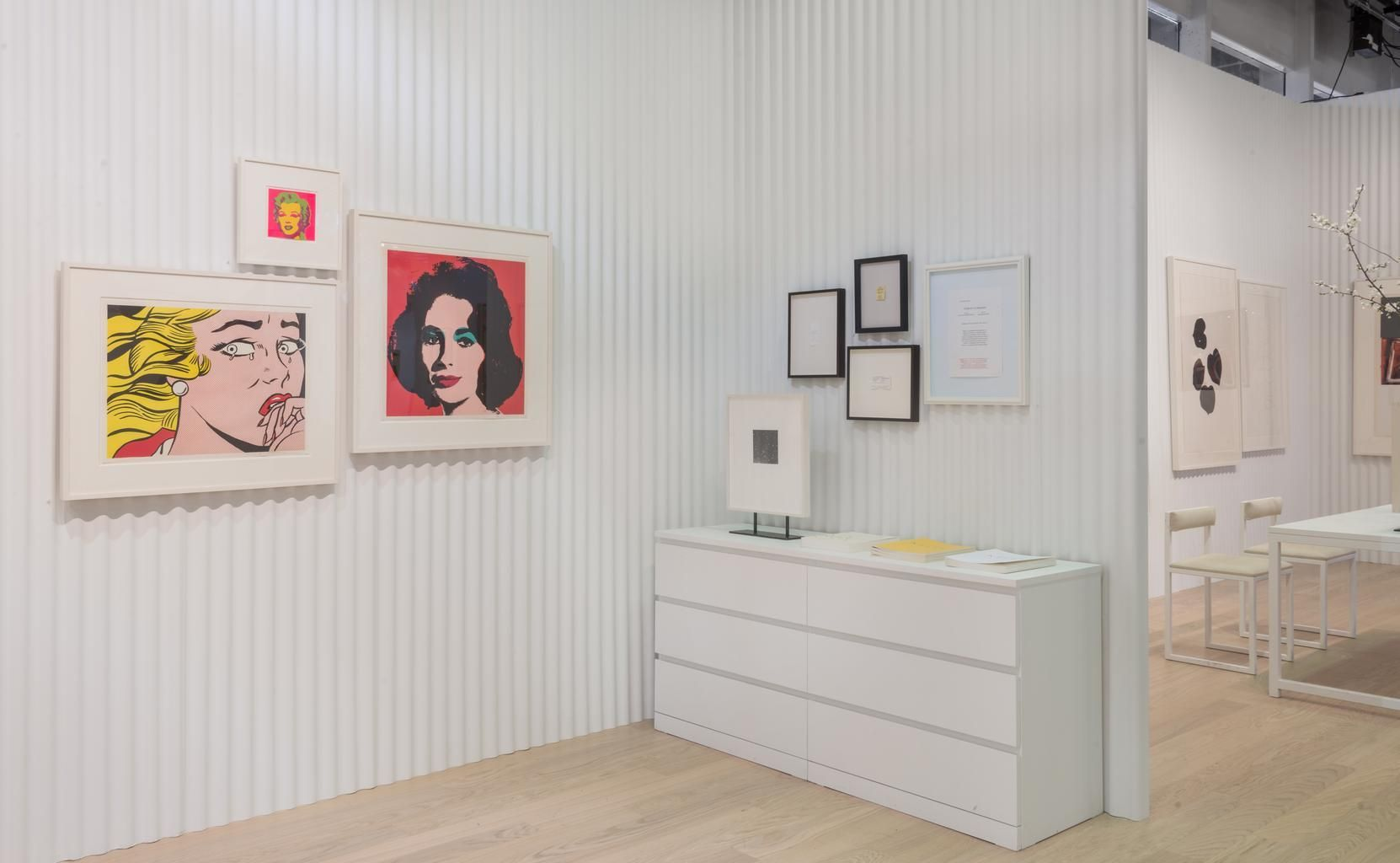 The Armory Show 2017 at Susan Sheehan Gallery