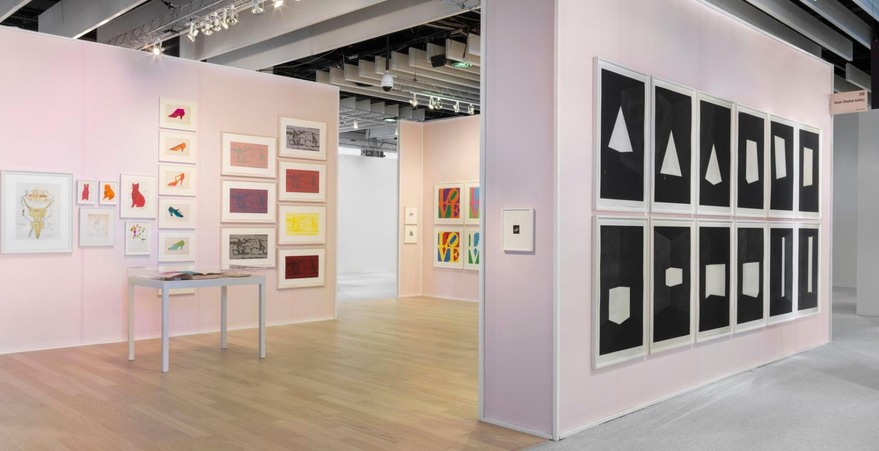 The Armory Show 2018 at Susan Sheehan Gallery