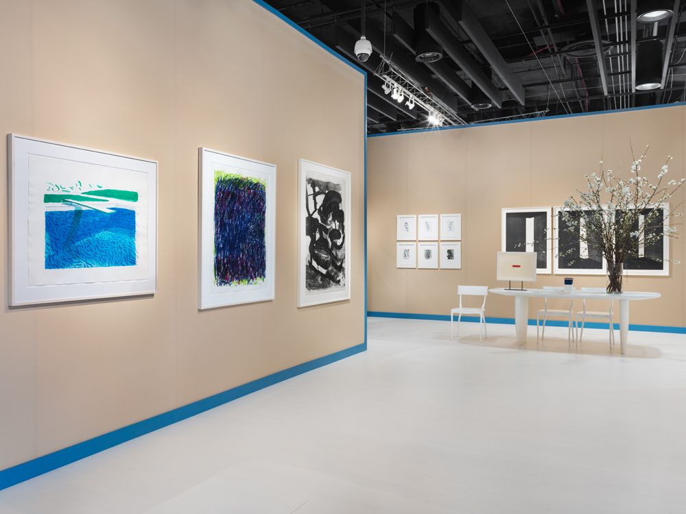 The Armory Show 2019 at Susan Sheehan Gallery